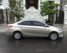 Bán xe TOYOTA VIOS E màu ghi vàng, sx cuối 2014, một chủ sử dụng từ đầu giá 368 triệu tại Hà Nội