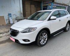 Đổi xe mới cần bán CX9 AWD 2015, màu trắng, số tự động, máy xăng giá 985 triệu tại Tp.HCM