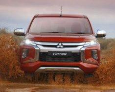 Bán Mitsubishi Triton 2.5L Mivec 2019 khuyến mại cực lớn, hỗ trợ trả góp, giao ngay giá 730 triệu tại Hà Nội