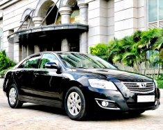 Bán Toyota Camry 2.4G 2009, màu đen cực đẹp giá tốt giá 529 triệu tại Tp.HCM