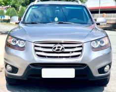 Bán xe Hyundai Santa Fe SLX 2009, màu bạc, bản cao cấp nhất xe nhập giá 633 triệu tại Tp.HCM