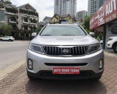 Bán Kia Sorento GAT 2016, màu bạc giá 730 triệu tại Hà Nội
