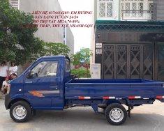 xe tải dongben 870kg thùng 2m5 hỗ trợ vay ngân hàng tối đa 0376614205 giá 180 triệu tại Tp.HCM