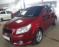 Cần bán xe Chevrolet Aveo LT 2017 số sàn màu Đỏ giá 328 triệu tại Tp.HCM