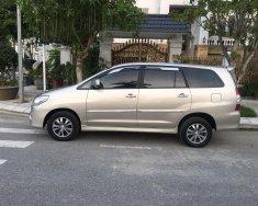 Nhà tôi bán xe TOYOTA INNOVA 2.0E màu ghi vàng, sx 2015, chính chủ từ đầu giá 505 triệu tại Hà Nội