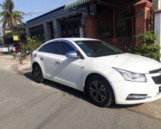 bán xe Chevrolet Cruze model 2012 số sàn màu trắng, chính chủ giá 293 triệu tại Tp.HCM