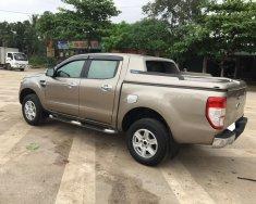 Đổi xe mới cần bán Ford Ranger 2015, số sàn, máy dầu, màu vàng cát giá 476 triệu tại Tp.HCM