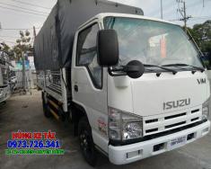 Xe tải ISUZU 3t49 thùng dài 4m4 giá tốt nhất thị trường. giá 480 triệu tại Long An