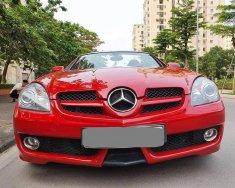 Bán Mercedes Slk 200 tự động màu đỏ sx 2009 cực đẹp giá 860 triệu tại Tp.HCM