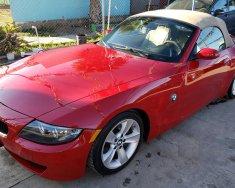 Bán xe BMW Z4 đời 2007 tự động, màu đỏ sport 2 chỗ, mui xếp giá 516 triệu tại Tp.HCM