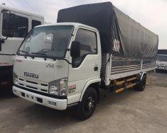 Chuyên bán xe tải Isuzu 3T5 mới 100%, chỉ cần trả trước 80tr nhận xe ngay giá 480 triệu tại Tp.HCM