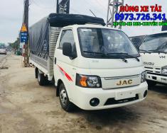 Bán xe tải nhẹ JAC 1 tấn thùng 3m2 đời 2019, hỗ trợ trả góp giá 280 triệu tại Đồng Nai