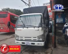 Xe tải Isuzu 3T49 thùng 4m4, giá rẻ bất ngờ giá 480 triệu tại Long An