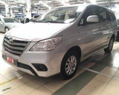 Ỉn Innova 2.0E 2016, màu bạc, xe cá nhân, giảm lên đến 40tr cho khách thiện chí giá 620 triệu tại Tp.HCM