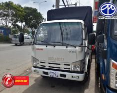Xe tải Isuzu 3T49 thùng 4m4 hỗ trợ trả góp giá 480 triệu tại Tiền Giang