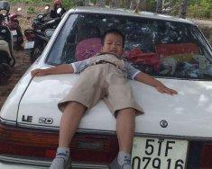 Bán xe Toyota Camry LE năm 1989, màu trắng, máy móc êm ru giá 90 triệu tại Đồng Nai