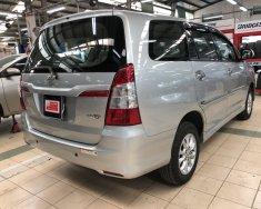 Xe Toyota Innova G đời 2014, màu bạc, số tự động giá 620 triệu tại Tp.HCM