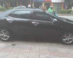 Bán Toyota Corolla altis sản xuất 2014, màu đen  giá 600 triệu tại Hà Nội