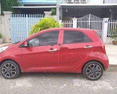 Gia đình bán ô tô Kia Morning 2014, màu đỏ giá 295 triệu tại Bạc Liêu