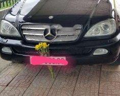 Bán Mercedes ML 320 năm sản xuất 2002, màu đen, nhập khẩu số tự động giá 280 triệu tại Cần Thơ
