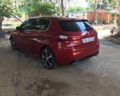 Bán xe Peugeot 308 2016, màu đỏ, nhập khẩu nguyên chiếc giá 920 triệu tại Khánh Hòa