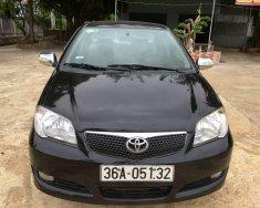 Bán lại xe Toyota Vios đời 2005, màu đen, giá chỉ 152 triệu giá 152 triệu tại Hòa Bình
