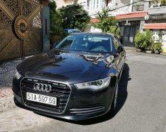 Bán Audi A6 2.0 2013, màu đen, nhập khẩu, chính chủ giá 1 tỷ 200 tr tại Tp.HCM