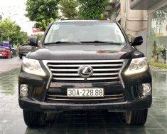 Bán ô tô Lexus LX 570 2013, màu đen, xe nhập Mỹ biển Vip, LH: 0982.84.2838 giá 3 tỷ 950 tr tại Hà Nội