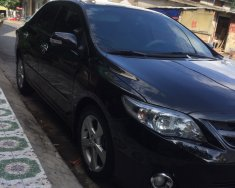 Bán Toyota Corolla Altis V sản xuất năm 2012, màu đen giá 530 triệu tại Tp.HCM
