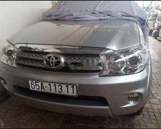 Bán Toyota Fortuner 2009, màu bạc, chính chủ giá 495 triệu tại Cần Thơ