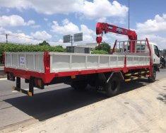 Bán xe tải 1.9 tấn gắn cẩu Mitsubishi Canter 2007 giá 400 triệu tại Tp.HCM