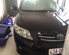 Cần bán gấp Toyota Corolla Altis năm sản xuất 2010, màu đen, số sàn, xe nguyên bản giá 370 triệu tại Đà Nẵng