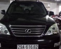 Cần bán Lexus GX 470 AT sản xuất 2008, màu đen, nhập khẩu nguyên chiếc giá 1 tỷ 299 tr tại Hà Nội