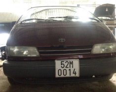 Bán Toyota Previa 1990, màu đỏ, nhập khẩu nguyên chiếc, 97 triệu giá 97 triệu tại Sóc Trăng