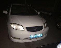 Cần bán lại xe Toyota Vios 1.5 sản xuất năm 2005, màu trắng giá 180 triệu tại Đồng Nai