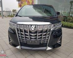 Đại lý Toyota Thái Hòa- Từ Liêm, Toyota Alphard 2019, màu đen, nhập khẩu, LH 0975 882 169 giá 4 tỷ 38 tr tại Hà Nội