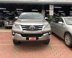 Cần bán lại xe Toyota Fortuner X đời 2018, màu bạc, số tự động giá 1 tỷ 160 tr tại Tp.HCM