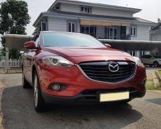 Cần bán xe Mazda Cx9 2015 số tự động màu đỏ, 7 chỗ  giá 895 triệu tại Tp.HCM