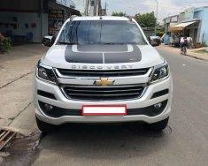 Gia đình cần bán Chevrolet trailblazer 2018 LTZ, máy dầu, hai cầu, màu trắng giá 845 triệu tại Tp.HCM