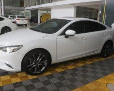 Bán Mazda 6 Premium 2.5AT năm sản xuất 2017, màu trắng, 858tr giá 838 triệu tại Tp.HCM