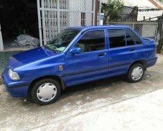 Bán xe Kia Pride sản xuất năm 1997, màu xanh, form thể thao, có cam lùi giá 39 triệu tại Cần Thơ