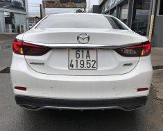 Bán Mazda 6 2.5 Premium màu trắng camay, số tự động sản xuất 2017 xe đẹp chạy lướt giá 838 triệu tại Tp.HCM
