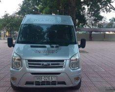 Bán Ford Transit năm sản xuất 2014, màu bạc giá cạnh tranh giá 450 triệu tại Bắc Giang
