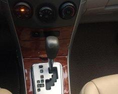 Bán Toyota Corolla altis 1.8AT sản xuất năm 2009, màu bạc, bảo dưỡng định kỳ giá 399 triệu tại Gia Lai
