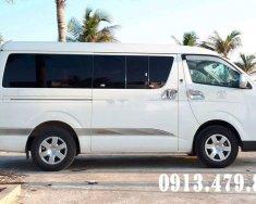 Bán xe cũ Toyota Hiace đời 2008, màu trắng giá 235 triệu tại Đà Nẵng
