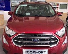Bán Ford EcoSport Titanium sản xuất 2019, màu đỏ giá 689 triệu tại Phú Yên