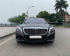 Bán Mercedes S500L năm sản xuất 2016, màu đen, xe nhập giá 3 tỷ 999 tr tại Hà Nội