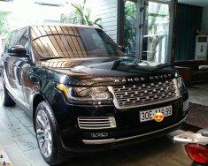 Cần bán xe LandRover Range Rover LWB Autobiography 5.0 sản xuất năm 2014, màu đen giá 6 tỷ 389 tr tại Hà Nội