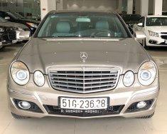HCM: Mercedes E280 2007, màu xám giá 330 triệu tại Tp.HCM
