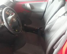 Bán Toyota Aygo đời 2007, màu đỏ, xe nhập, biển số An Giang giá 165 triệu tại An Giang